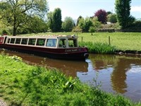 Canal Cruise with Afternoon Tea & Buxton