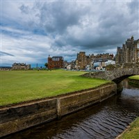 Kingdom of Fife, & Scottish Cities